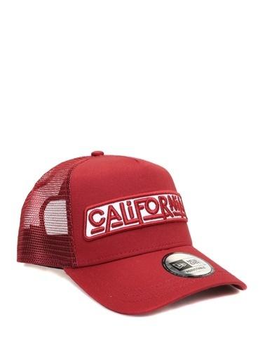 New Era Şapka Kırmızı